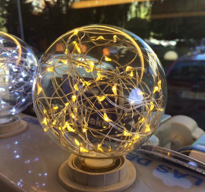 Bombillas LED Fantasía