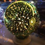 Bombillas decorativas efecto 3D