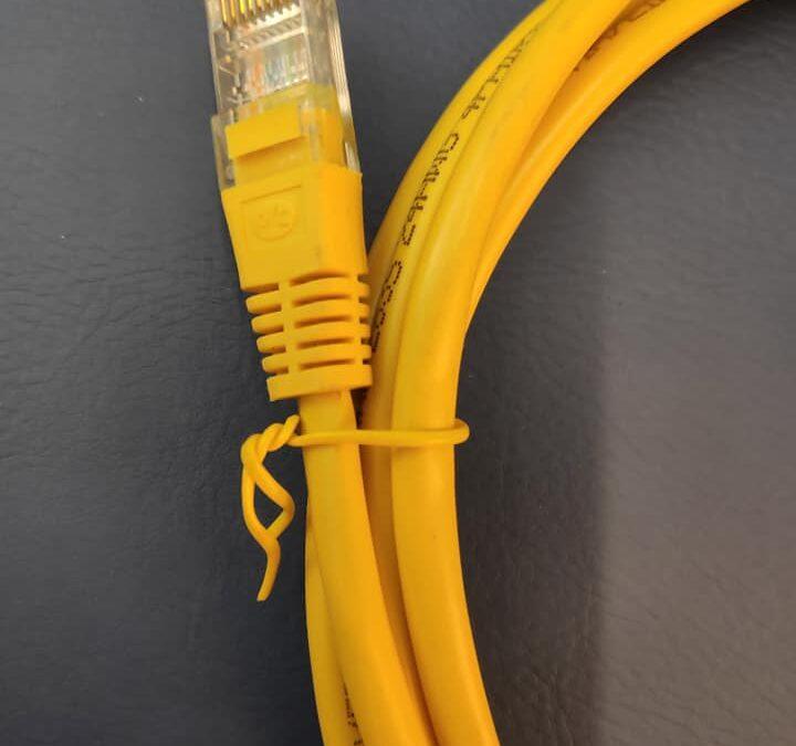 Cable de Red Cat. 6