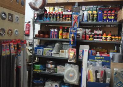 tienda Electricidad Serrano