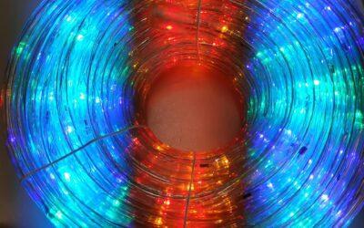 Decoración de Navidad FLEXI-LED