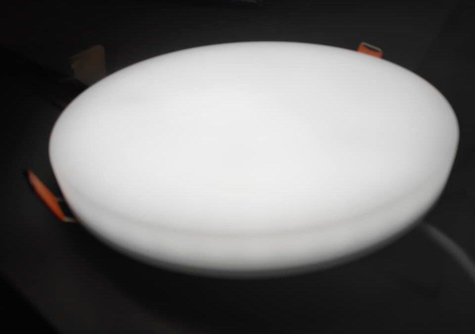 Nuevos plafones LED sin cerco