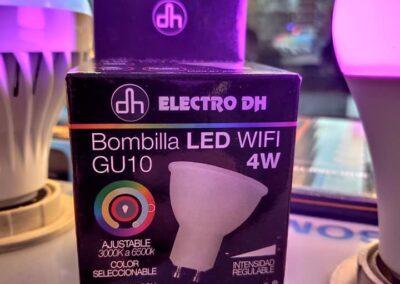 BOMBILLA LED WIFI 3