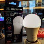 Bombillas LED WIFI 📶 compatibles con Alexa