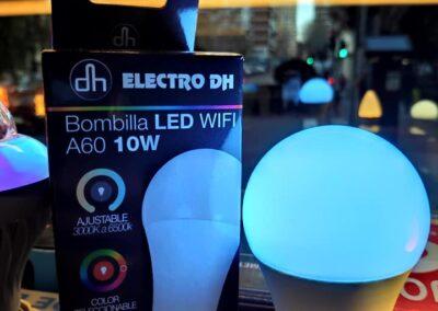 Bombilla led wifi 2