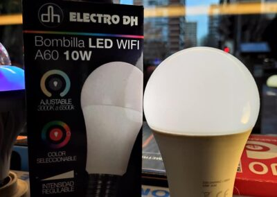 Bombilla led wifi