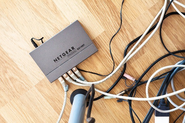 Todos los Accesorios para una instalación de Internet, Cables de Red a Medida 🔌
